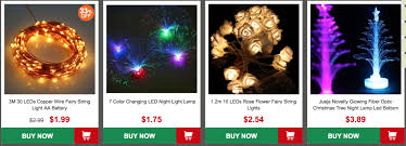 Lights All Night Promo Code Deals For Less Than 1 00 At Gearbest Stocking Stuffers Decor