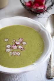 cuisiner fanes de radis recette de soupe de fanes de radis jujube en cuisine