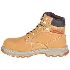 womens steel toe work boots near me cat womens superstat waterproof composite toe work boot p90889