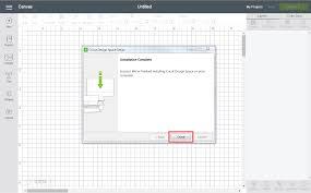 how do i install cricut design space cricut help center