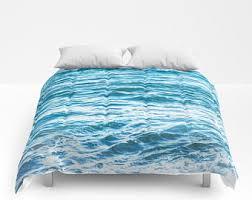 Beachy Comforters Beach Bedding Etsy