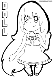 doll coloring pages coloring pages download print