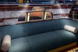 embraer manhattan jet features art deco inspired interior