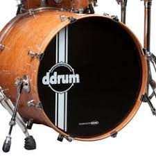 black friday drum set ddrum ddrum paladin maple 5 piece drum set in blue spark at
