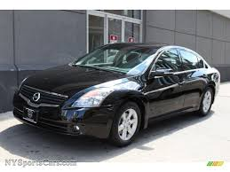 altima nissan black 2008 nissan altima 3 5 sl in super black 240500 nysportscars