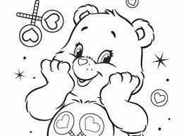 share bear cares care bears activity ag kidzone