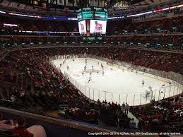 United Center Floor Plan United Center Section 231 Seat Views Seatgeek