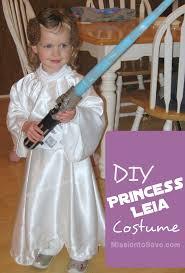 Princess Leia Halloween Costume Diy Kids Halloween Costumes
