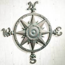 wall decor zoom metal nautical compass wall decor splendid zoom