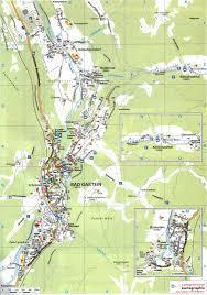 Bad Gastein Maps Of Bad Gastein Ski Resort In Austria Sno