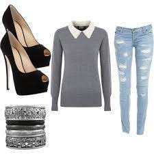 polyvore casual 8 best polyvore images on polyvore