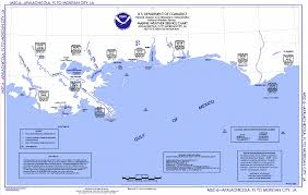 Map Of Destin Florida by Weather Radio Reference Maps U2014 Sailwx Info