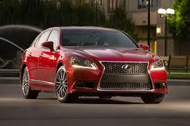 car picker red lexus lflc first drive 2013 lexus ls 460 automobile magazine