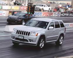 built jeep cherokee 2010 jeep cherokee srt8 1 4 mile trap speeds 0 60 dragtimes com
