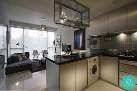 kitchen interior designer uber design house vida should i put the washing machine as part of