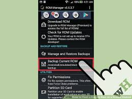 flash android how to flash a custom rom on a rooted android 5 steps