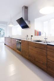 cuisine facade bois the wood kitchen adopts a modern design look anews24 org