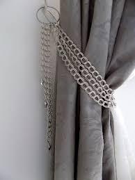 Decorative Curtains Best 25 Curtain Holder Ideas On Pinterest Spearmint Baby