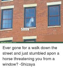 Soon Horse Meme - memebase com soon ever gone for a walk down the street and just