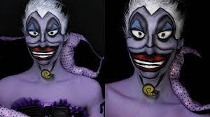 ursula the witch costume disney villain series part 8 ursula the little mermaid makeup