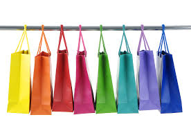 hanging shopping bags clipart the cliparts
