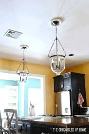 pendant lights for recessed cans convert recessed light to track light lesgavroches co