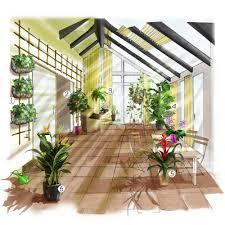 meubles pour veranda un jardin dans la veranda jardin d u0027intérieur jardineries