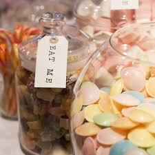 Salt Water Taffy Wedding Favor The Square Civil Wedding Venue In Bristol