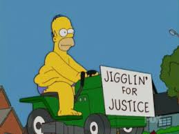 Simpson Memes - jigglin n for justice the simpsons know your meme