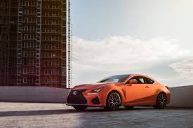 lexus sport orange lexus rc f 0 60 quarter mile numbers clocked motor trend wot