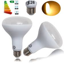 bright 12w 15w br30 br40 e26 led flood light lamp bulb soft warm