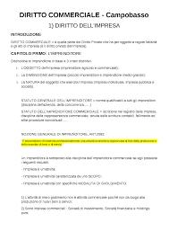dispense diritto commerciale cobasso diritto commerciale riassunto cobasso diritto dell impresa