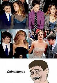 Emma Watson Meme - daniel redcliffe checks out emma watson meme coincidence lagag fun