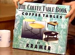 kramer coffee table book coffee tables decoration