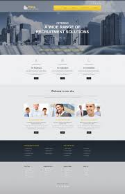 free profile finder website template 51717 recruitment agencies directory custom
