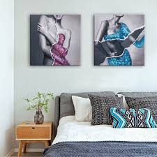Home Decoration Painting by Compare Prices On Painting Wall Woman Online Shopping Buy Low