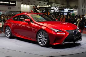 lexus rc modified file lexus rc 300h front right 2013 tokyo motor show jpg