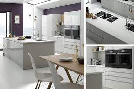 handleless pebble gloss image 1 kitchen pinterest kitchens