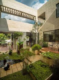 Garden Inside House by Garden House U0027 By Connatural Ignant Com