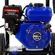 amazon com duromax xp2700pws 2 3 gpm 5 hp gas engine pressure