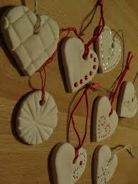 baking soda clay ornaments no bake dough lasts a week stored air