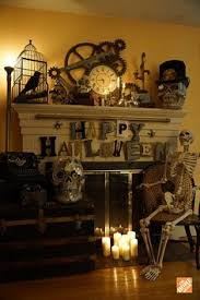 halloween themed room rogers u0027s gardens halloween mantels