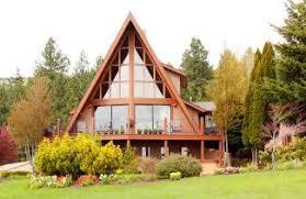 a frame style homes lake tahoe home decor a frame homes retro style ski retreats