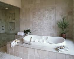 Accent Wall Patterns by Bathroom Tile Accent Wall Ideas Bathroom Trends 2017 2018