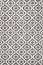 Black And Gray Area Rug Summit H27 Modern Gray Trellis Area Rug Mediterranean Area
