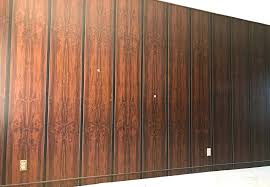 retro wood paneling elisabeth wants our help should keep her 1970s paneling or