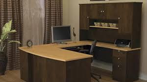 U Shaped Home Office Desk Amazing U Shaped Desks U2014 All Home Ideas And Decor Nice U Shaped