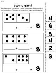 ways to make 6 8 and 10 math composing number worksheet a quick