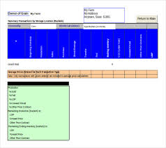 inventory management template u2013 10 free excel pdf download