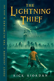 the lighting thief movie book review percy jackson and the olympians book one the